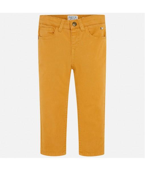 Παντελόνι μακρύ τζιν βασικό slim fit αγόρι Mayoral 20-00509-010