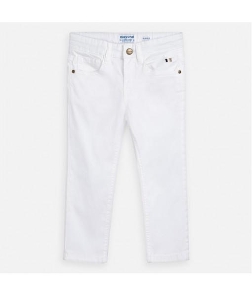 Παντελόνι μακρύ τζιν βασικό slim fit αγόρι Mayoral 20-00509-011