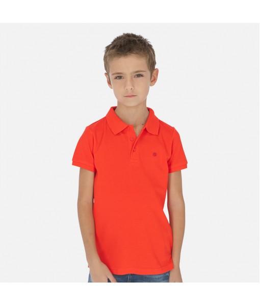 Πόλο κοντομάνικο βασικό αγόρι Mayoral 20-00890-045