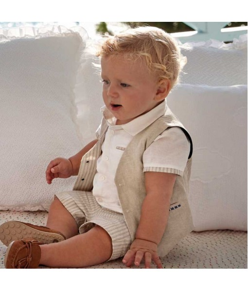 Γιλέκο baby αγόρι Mayoral 20-01465-095