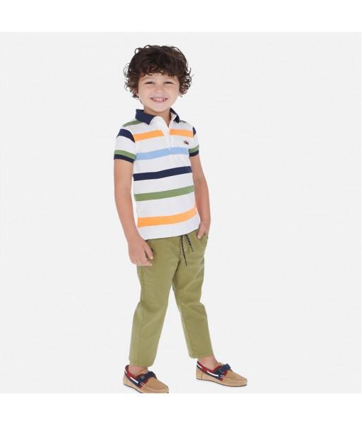 Παντελόνι μακρύ jogger αγόρι Mayoral 20-03538-022