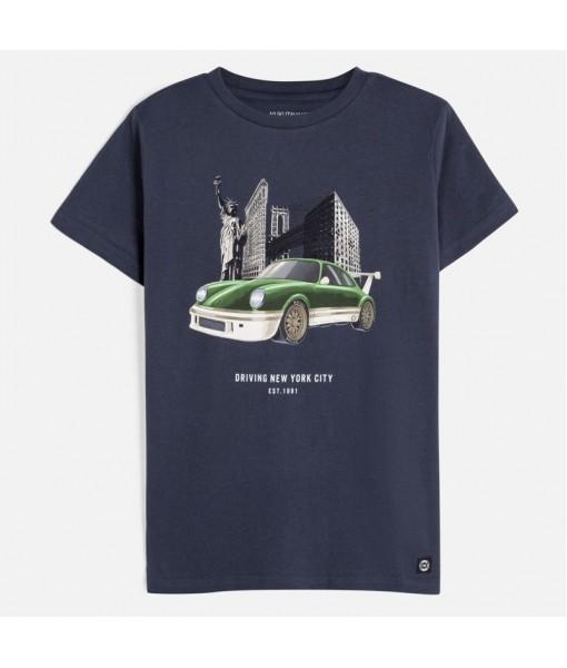 Μπλούζα κοντομάνικη αγόρι Mayoral 20-06060-029