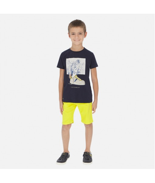 Βερμούδα λοξότσεπη αγόρι Mayoral 20-06246-025