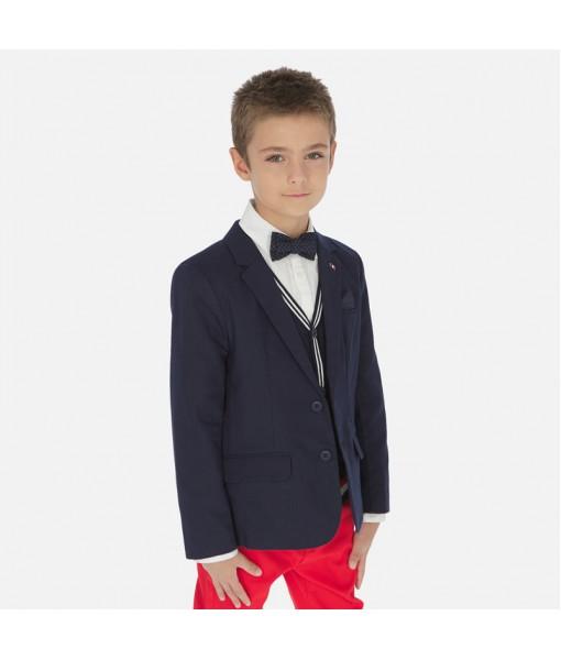 Σακάκι λινό αγόρι Mayoral 20-06441-069
