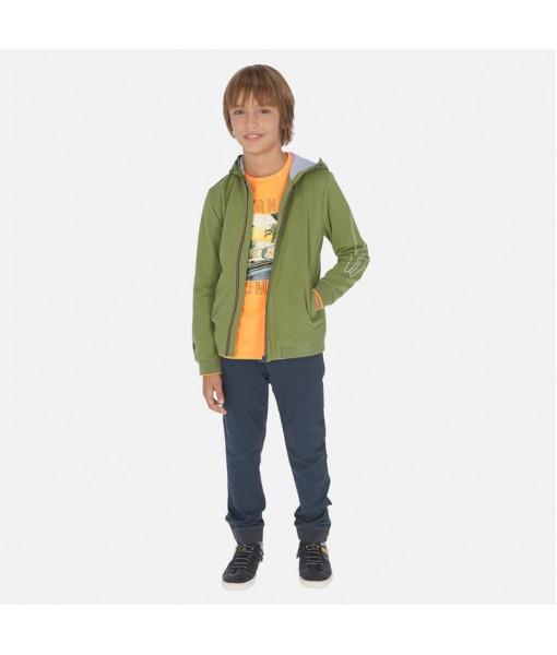 Παντελόνι μακρύ jogger αγόρι Mayoral 20-06525-016