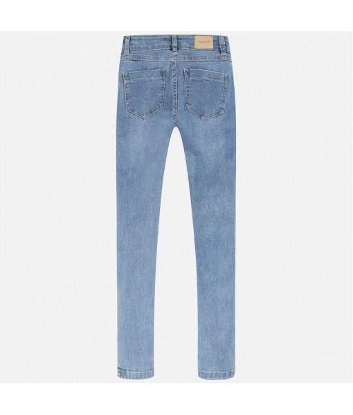Παντελόνι μακρύ τζιν skinny fit κορίτσι Mayoral 20-06530-087