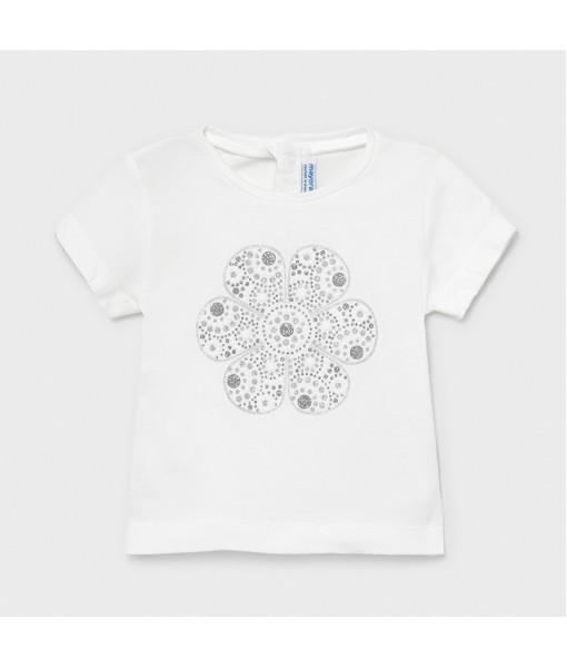 Μπλούζα Ecofriends baby κορίτσι Mayoral 21-00105-033