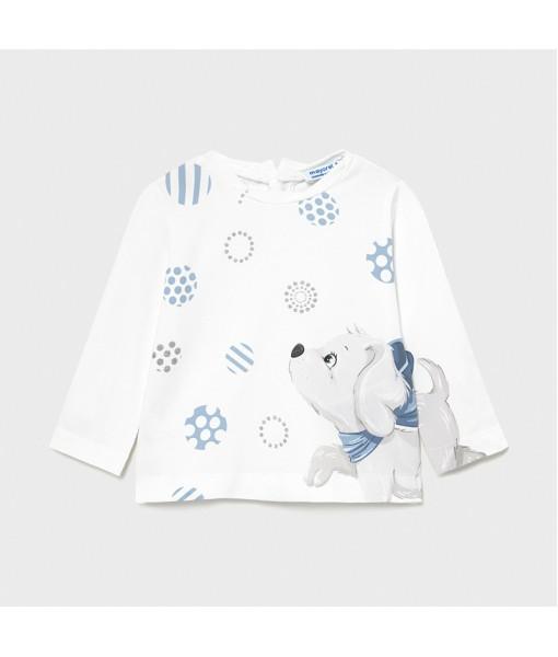 Μπλούζα Ecofriends baby κορίτσι Mayoral 21-01091-080