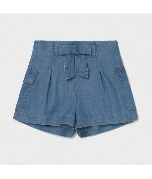Παντελόνι κοντό Ecofriends baby κορίτσι Mayoral 21-01226-085