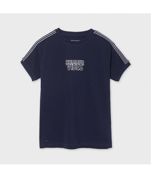 Μπλούζα κοντομάνικη αγόρι Mayoral 21-06075-032