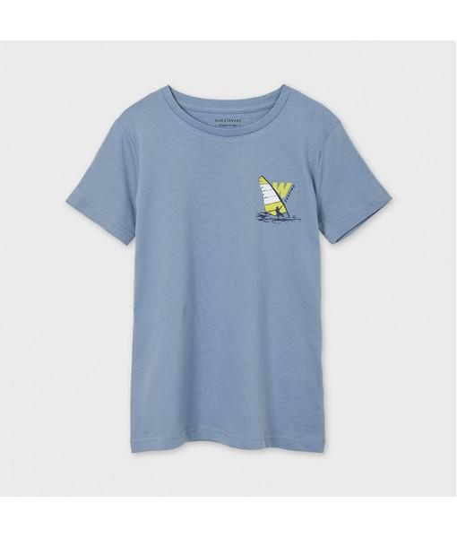 Μπλούζα κοντομάνικη ECOFRIENDS αγόρι Mayoral 21-06081-064