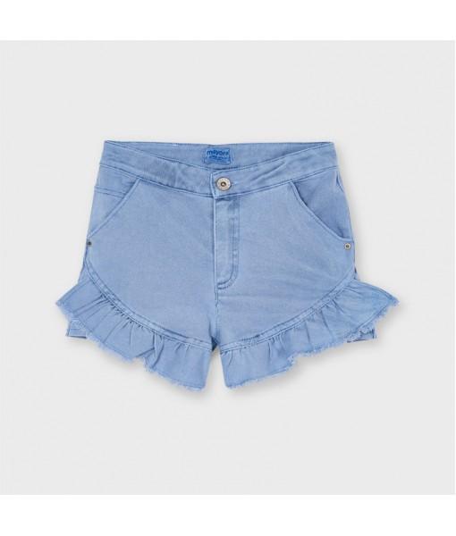 Παντελόνι κοντό τύπου σορτς κορίτσι Mayoral 21-06270-022