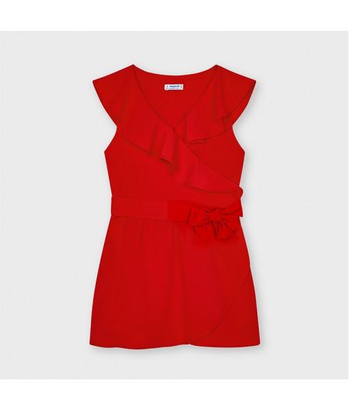 Φόρμα ολόσωμη κοντή κορίτσι Mayoral 21-06816-058
