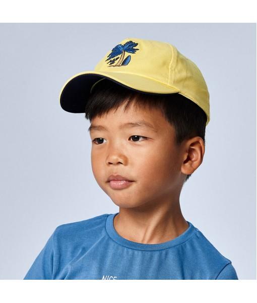 Καπέλο με γείσο φοίνικας  αγόρι Mayoral 21-10064-049