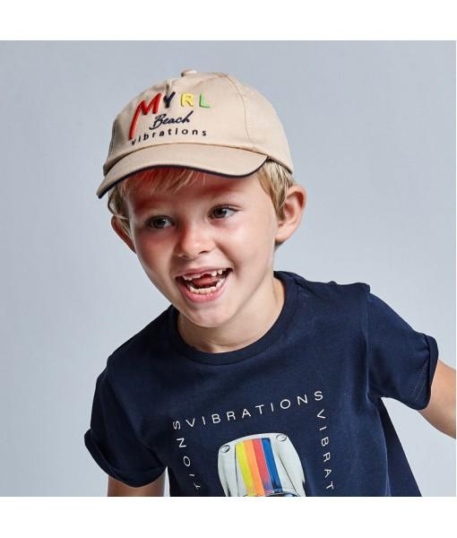 Καπέλο με γείσο αγόρι Mayoral 21-10064-049