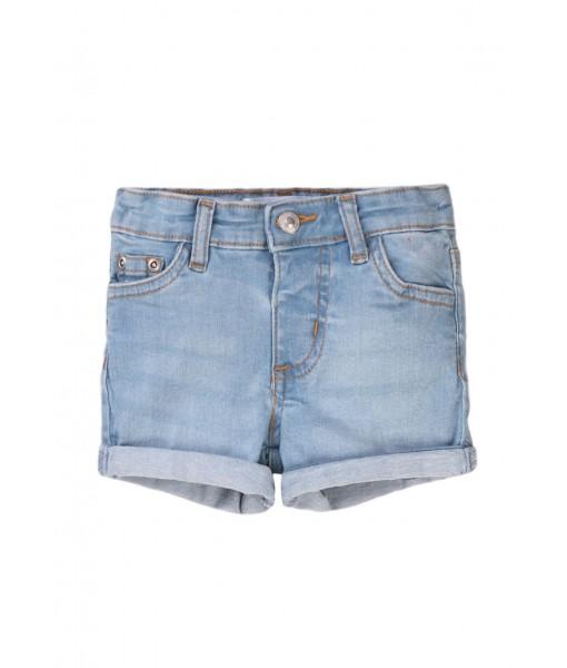 Παντελόνι σορτς πεντάτσεπο τζιν κορίτσι Minoti 6DSHORT1