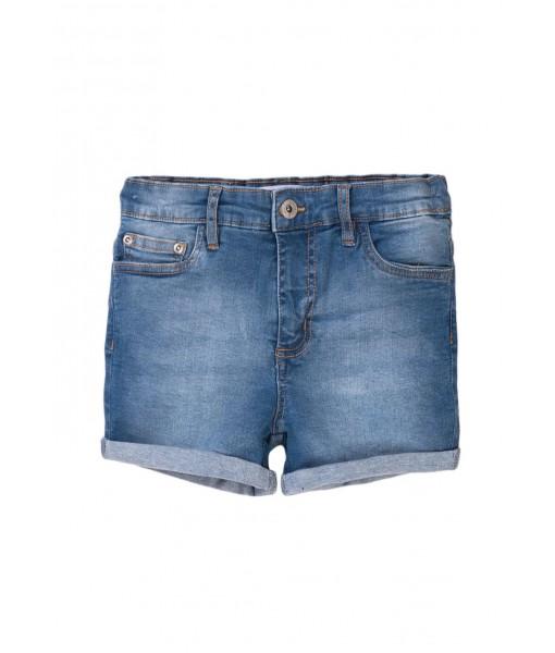 Παντελόνι σορτς πεντάτσεπο τζιν κορίτσι Minoti 6DSHORT2