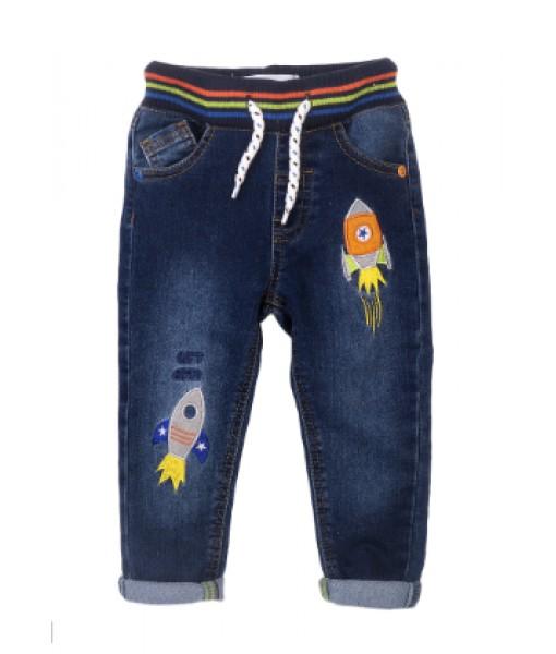 Παντελόνι τζιν Minoti μικρό αγόρι BEAM4