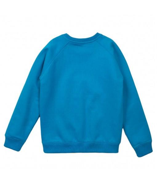 Μπλούζα φούτερ μακρυμάνικη Minoti αγόρι 3KIDBCREW5