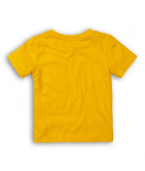 Μπλούζα κοντομάνικη baby αγόρι Minoti 1CREWT3