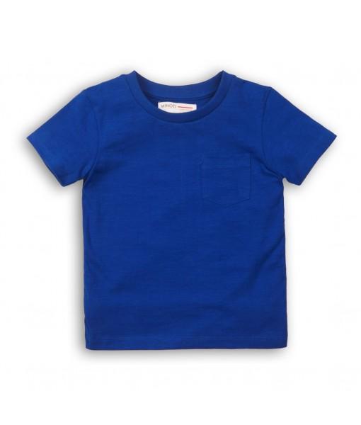 Μπλούζα κοντομάνικη baby αγόρι Minoti 1CREWT4