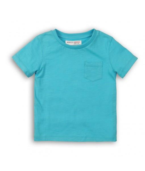 Μπλούζα κοντομάνικη baby αγόρι Minoti 1CREWT5
