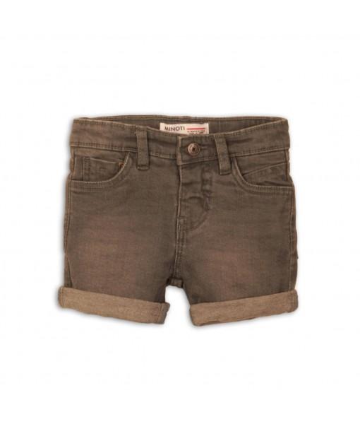 Παντελόνι βερμούδα πεντάτσεπο τζιν αγόρι Minoti 1DSHORT3