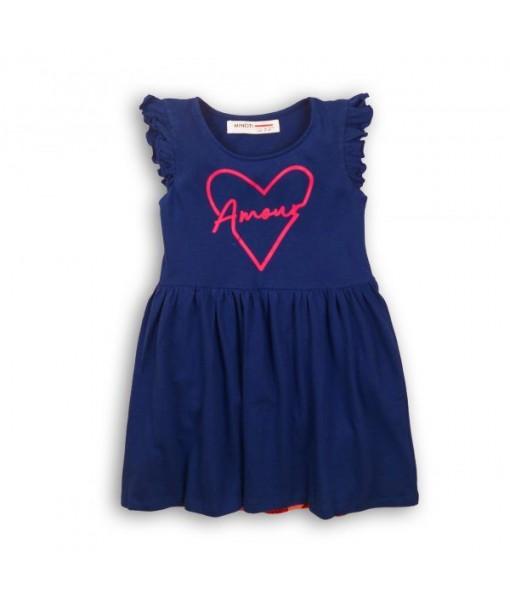 Φόρεμα κορίτσι Minoti 2KDRESS16