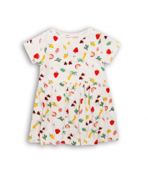 Φόρεμα κορίτσι Minoti 2TDRESS18