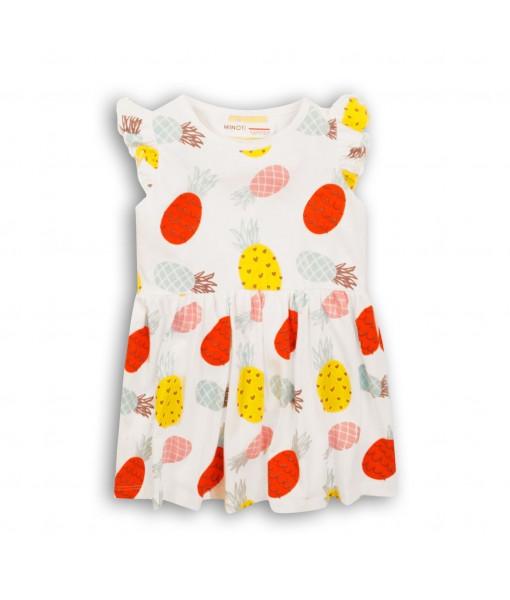 Φόρεμα κορίτσι Minoti 2TDRESS3
