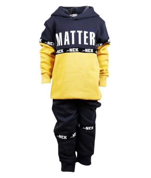 Σετ φόρμα φούτερ Nek Kids Wear αγόρι 143619