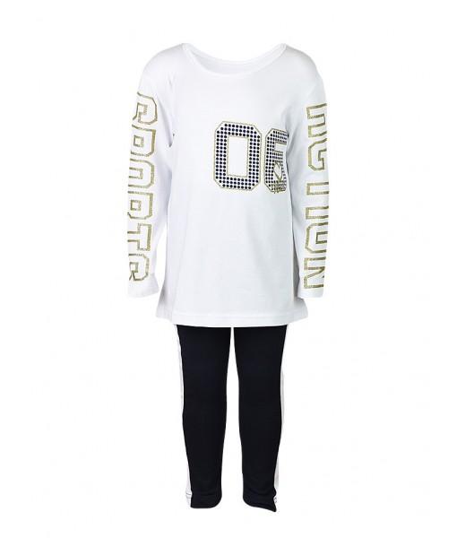 Σετ κολάν και μπλούζα κορίτσι N33419