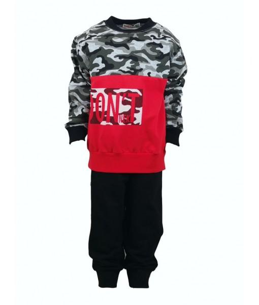 Σετ μπλούζα και φόρμα λεπτή αγόρι Nek  44020