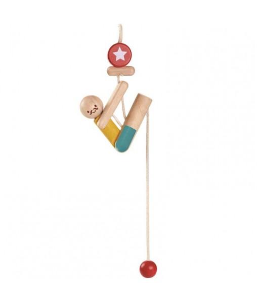 Ακροβάτης αναρριχητής Plan Toys 5367