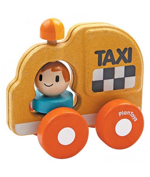 Ταξί Plan Toys 5619
