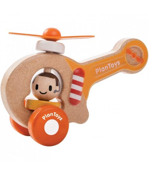 Ελικόπτερο Plan Toys 5685