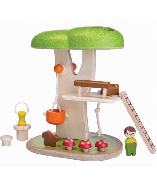 Δεντρόσπιτο Plan Toys 6626