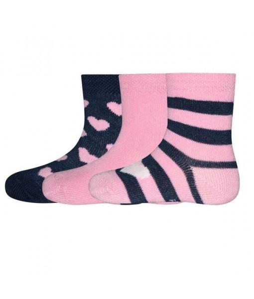 Σετ 3 κάλτσες Ewers κορίτσι 205145-0002